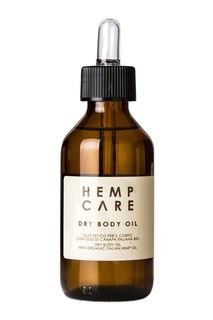 Сухое масло для тела, 100 ml Hemp Care