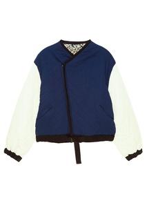 Двусторонняя стеганая куртка из хлопка Isabel Marant Etoile