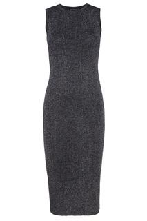 Шерстяное платье без рукавов Zasport
