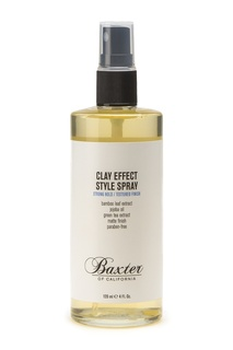 Средство для укладки волос Clay Effect Style Spray, 120 ml Baxter of California