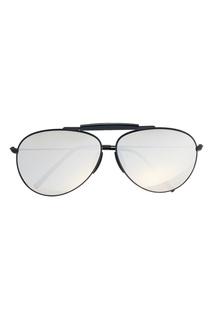 Черные очки Howard Acne Studios
