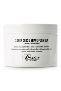 Крем для бритья Super Close Shave Formula, 240 ml Baxter of California