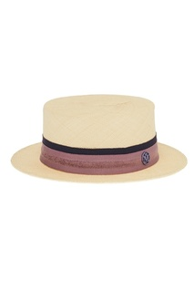 Соломенная шляпа Auguste Maison Michel