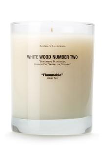 Ароматическая свеча «White Wood 2» Baxter of California