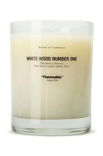 Ароматическая свеча «White Wood 1» Baxter of California