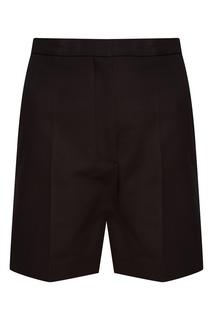 Короткие черные шорты Rochas