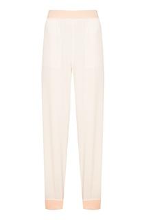 Широкие брюки с полосками Mm6 Maison Margiela