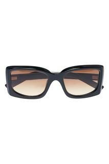 Прямоугольные черные очки Anitha Acne Studios