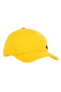 Желтая бейсболка Zasport