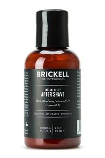 Увлажняющий крем после бритья, 118 ml Brickell