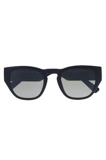 Солнцезащитные очки в текстурированной оправе Mykita