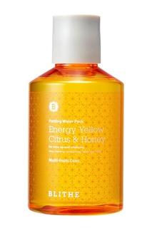 Сплэш-маска для сияния «Энергия Цитрус и мед», 200 ml Blithe