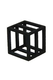 Черное кольцо Three Belki Rings