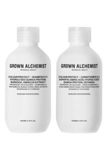 Набор для окрашенных волос, 200 ml + 200 ml Grown Alchemist