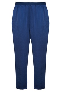 Синие свободные брюки Alexander Wang