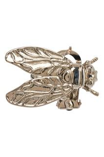 Моно-серьга в виде насекомого Balenciaga