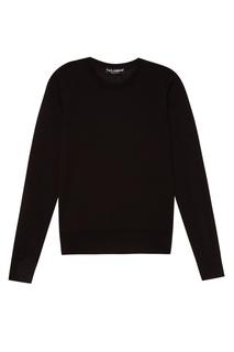 Черный джемпер Dolce & Gabbana