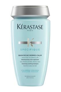 Шампунь-Ванна Dermo-Calm для чувствительной кожи головы и сухих волос, 250 ml Kérastase