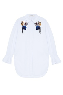 Длинная блузка с аппликацией Dorothee Schumacher