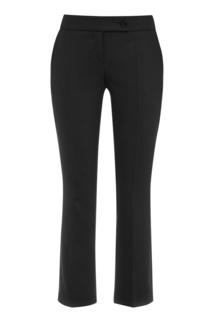 Черные брюки со стрелками Hugo Boss