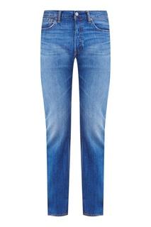 Синие потертые джинсы 501 LEVISORIGINAL FIT ROCKY ROAD Levis®
