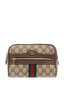 Поясная сумка Ophidia GG Supreme Gucci
