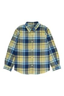 Хлопковая рубашка AGILE Bonpoint