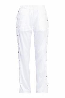 Белые брюки с кнопками Constance. C