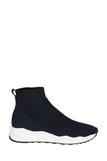 Текстильные кроссовки Space Ash
