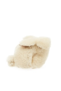 Кошелек из овчины Bunny Loewe