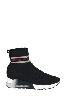 Тканевые кроссовки с отделкой Link Ash