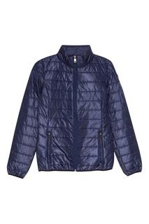 Стеганая синяя куртка Napapijri