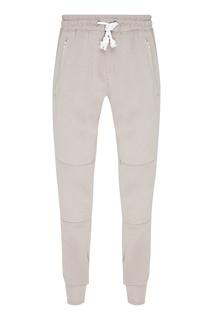 Серые спортивные брюки Artem Krivda