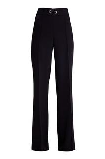 Широкие черные брюки Adolfo Dominguez