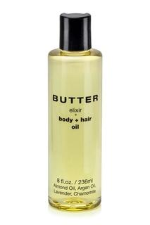 Универсальное масло для тела и волос, 240 ml Butte Relixir