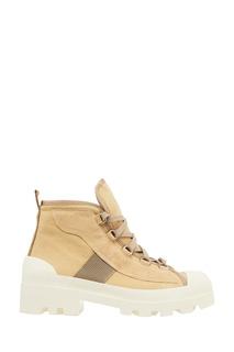 Комбинированные ботинки Dinila Acne Studios