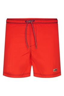 Красные купальные шорты Napapijri