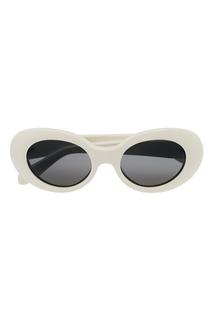 Контрастные солнцезащитные очки Acne Studios