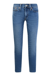 Серо-голубые джинсы Ralph Lauren Children