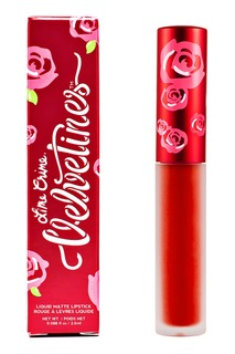 Матовая помада VELVETINES NEW AMERICANA 2,6 ml Lime Crime