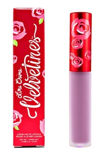 Матовая помада VELVETINES WISTERIA 2,6 ml Lime Crime