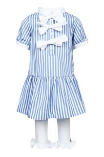 Детский комплект с платьем Simonetta Mini