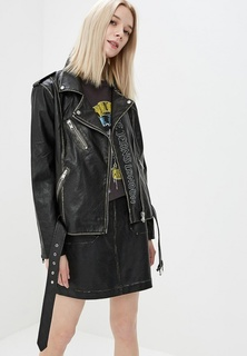 Куртка кожаная Pepe Jeans