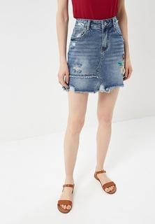 Юбка джинсовая Miss Bon Bon