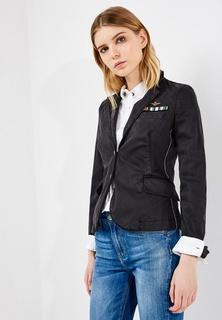 Куртка джинсовая Aeronautica Militare