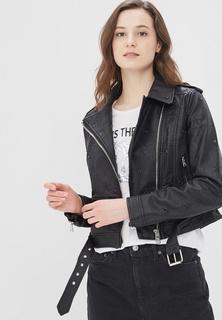 Куртка кожаная Motivi
