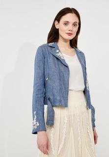 Куртка джинсовая Twin-Set Simona Barbieri