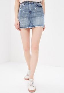 Юбка джинсовая Morgan