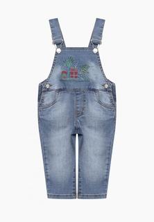 Комбинезон джинсовый Мамуляндия