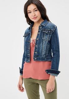 Куртка джинсовая Kiss Pink